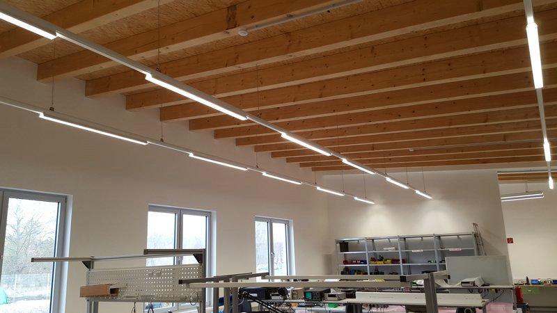 Led Lichtband Werkstatt Elektro Gerigk